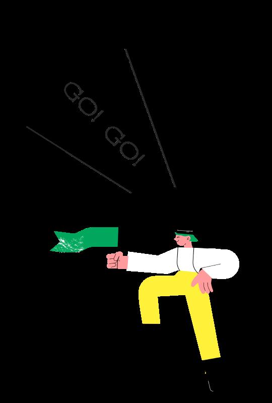 illust of ceo