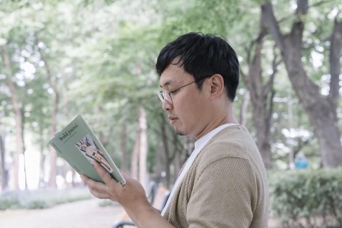 볼드저널 김치호 대표 (사진 : 강희주)