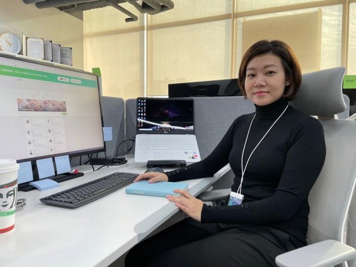 아이돌봄 소셜벤처 자란다 박인희 담당자