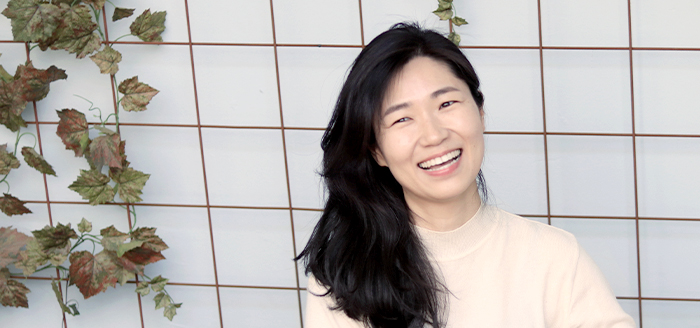 김은진cover image
